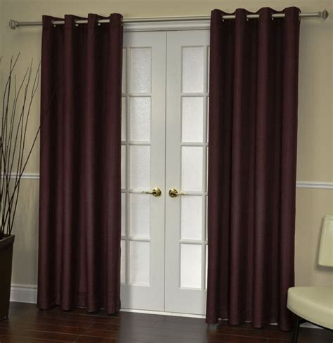 French Door And Window Curtain For More French Door