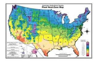 us map heat index ahs plant heat zone map american horticultural society