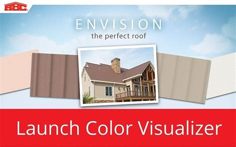 Can You Paint A Tin Roof A Different Color - color visualizer abc
