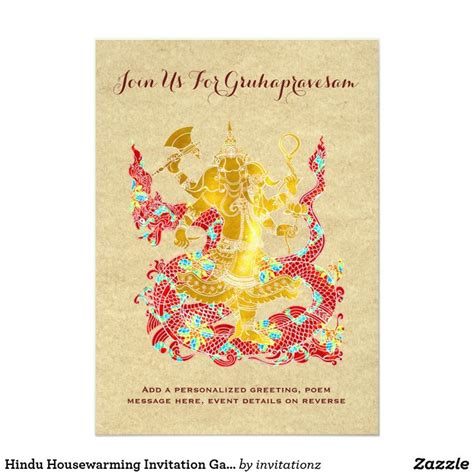 Housewarming Gift Card Template by 71 Best Hindu Gifts And Invitations Images On