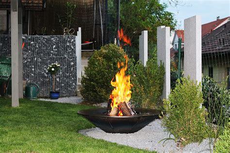 feuerschale feuer machen feuerschale rupp metalltrend