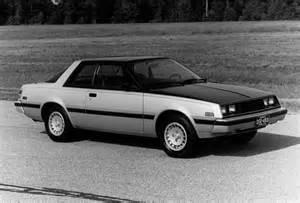 1984 Dodge Challenger History Of Dodge Challenger 2nd 1978 1984