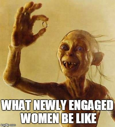 Wedding Meme - funny gollum meme more funny wedding photos at www