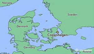 World Map Denmark by Where Is Copenhagen Denmark Where Is Copenhagen