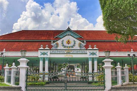 wisata sejarah  keraton yogyakarta