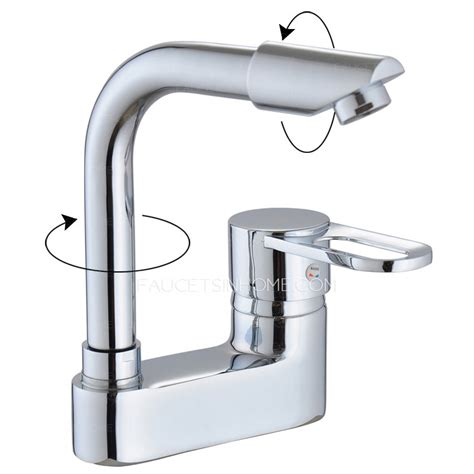 Quality Bathroom Faucets by Quality Rotatable Faucet Two Holes Bathroom Faucet