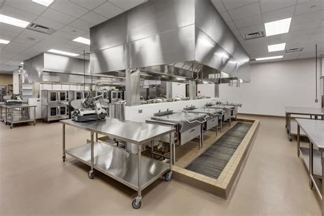 remodeled renovated upgraded and updated restaurant kitchen design model