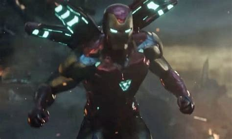 iron mans big avengers endgame moment changed