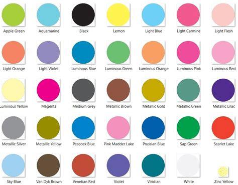 giants colors lyra colour giants pencils individual colours