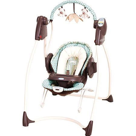 graco swing n bounce graco swing n bounce 2 in 1 swing broadstreet