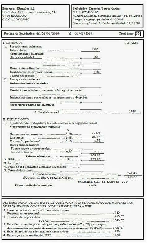 empleadas de hogar normativa contrato nomina alta modelo nomina empleada hogar 2016 new style for 2016 2017