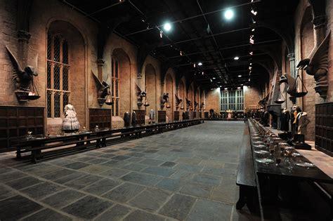 hogwarts great hall harry potter hogwarts great hall lights camera