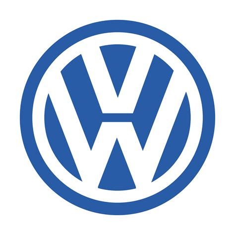 volkswagen logo vector volkswagen logo png transparent svg vector freebie supply