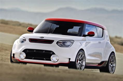 kia soul gt kia soul gt and convertible on the way auto express