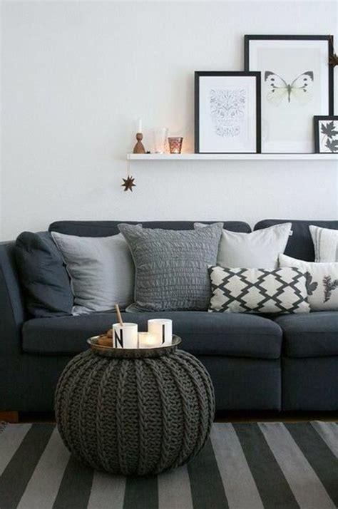 coussin salon pas cher les coussins design 50 id 233 es originales pour la maison