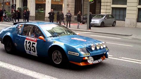 renault alpine a310 rally alpine a310