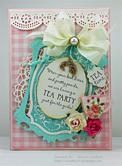 tea party wedding shower invitations bloomcreativo com