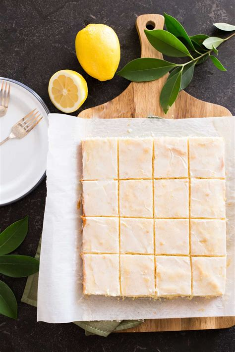 lovely little kitchen vanilla bean lemon bars lovely little kitchen