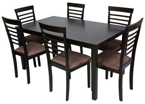 Dining Table Set Deals Wooden Dining Table And Chair Set Offers Furniture Offers Deals