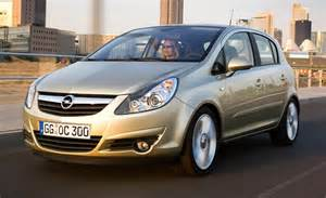 Opel Corsa 2008 Car And Driver