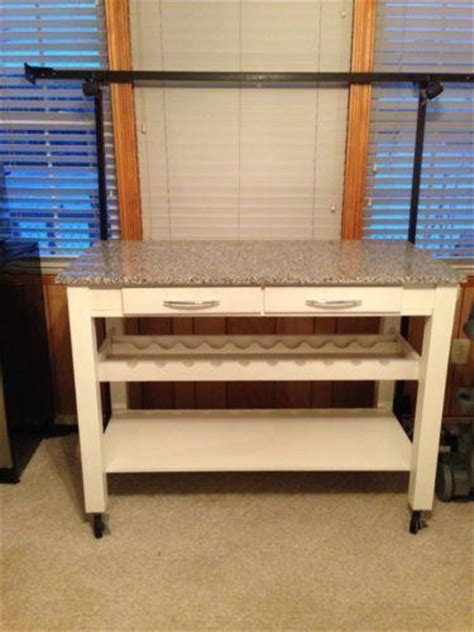 kitchen island ebay used kitchen island ebay