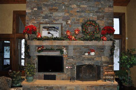 Christmas fireplace mantel celebrating style at home blog entertain