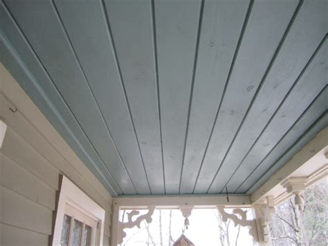 Outdoor Beadboard Ceiling Panels by Beadboard Porch Ceilings