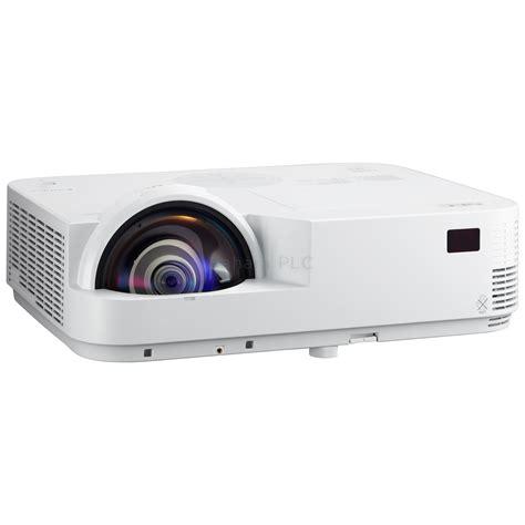 Projector Nec M311x nec m353ws projector presentation systems plc