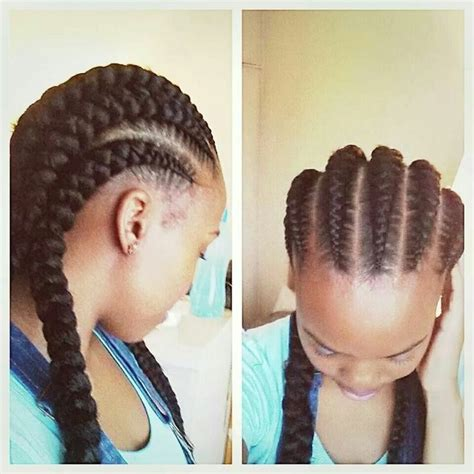 mzansi s straight back hair 17 best images about hairstyles on pinterest back braid