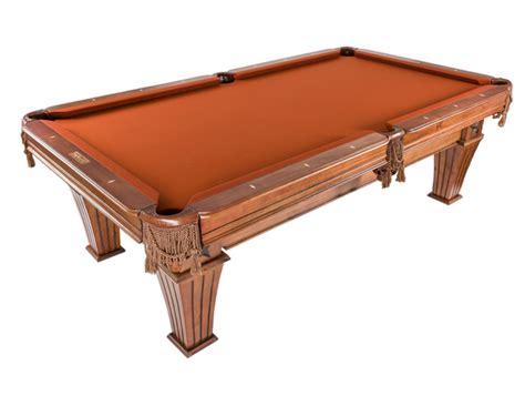 7 slate pool table billiard table 7 or 8 slate pool table