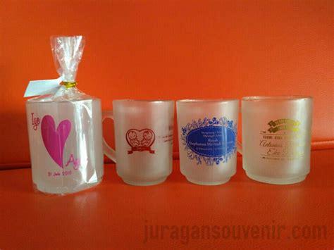 Souvenir Pernikahan Tasbih Doff Kecil Murah gelas standard doff gagang gls14 souvenir gelas juragansouvenir