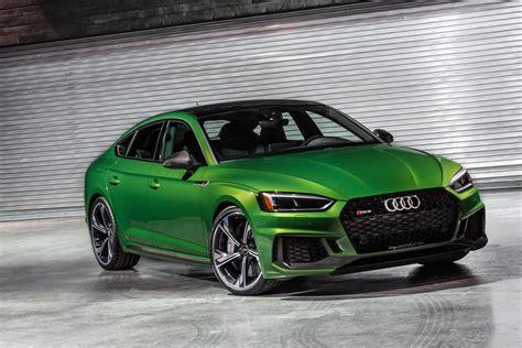 Karpet Mobil Custom Audi Rs5 Standart audi reveals 2019 rs 5 sportback