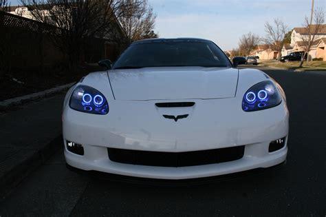 c6 corvette headlights c6 corvette 2005 2013 carbon fiber headlights fully