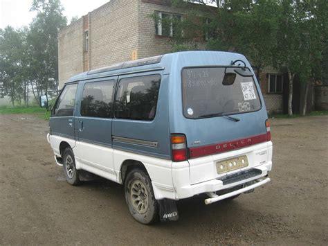 1991 mitsubishi delica 1991 mitsubishi delica pictures 2500cc diesel