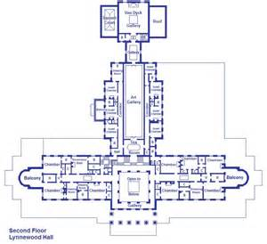 Lynnewood Hall Floor Plan Lynnewood Hall 2nd Floor Plan Mansions Other Pinterest