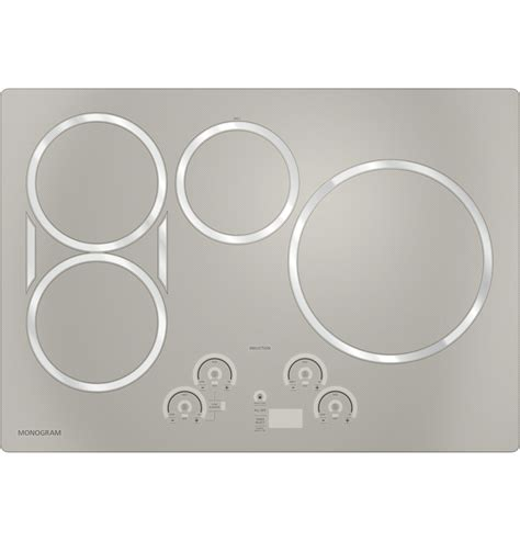 Induction Cooktop Specifications - monogram 30 quot induction cooktop zhu30rsjss ge appliances