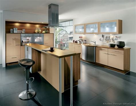 Beige Kitchen by Pictures Of Kitchens Modern Beige Kitchen Cabinets