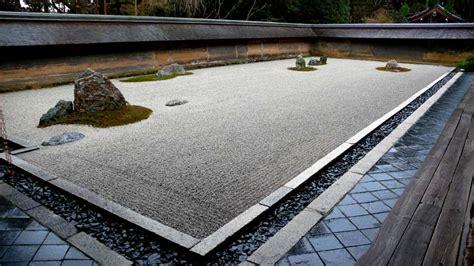 龍安寺石庭の15個の石 本当は一度に見れます 西陣に住んでます