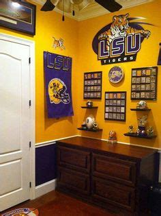lsu bedroom ideas 1000 images about lsu on pinterest lsu tigers
