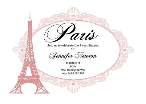 sweet 16 invitation templates free free sweet 16 invitation templates template