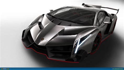 Who Bought Lamborghini Veneno Ausmotive 187 Geneva 2013 Lamborghini Veneno Revealed