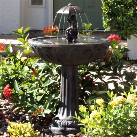 outdoor patio garden birdbaths for sale water feature