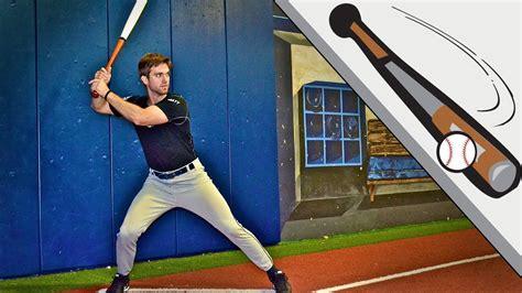 baseball swing drills baseball hitting secrets the separation drill youtube