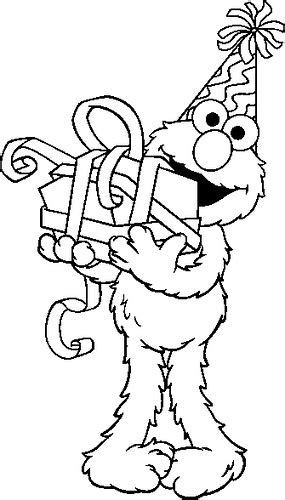 elmo coloring pages happy birthday best photos of elmo birthday coloring pages printable