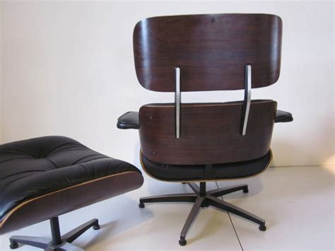 plycraft eames lounge chair plycraft rosewood and leather eames styled lounge chair at