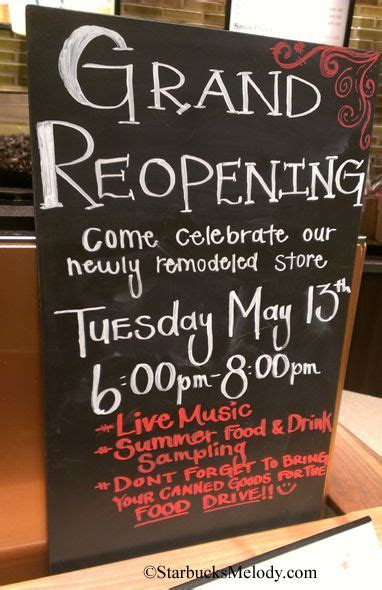 party themes operating hours grand reopening invitation google search grand