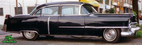 1954 Cadillac 4 Door by Balck 1954 Cadillac Sedan 1954 Cadillac Series 62 Sedan