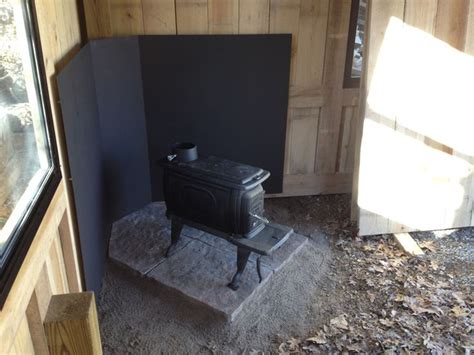 Fireplace Heat Shield Wall by 32 Best Images About Stove Heat Shields On
