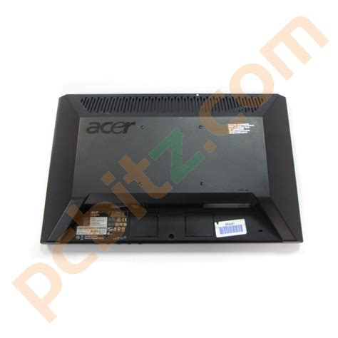 Acer G195hqvbxb Lcd Monitor 185 Inch acer p195hqb 18 5 quot widescreen lcd monitor no stand c ebay