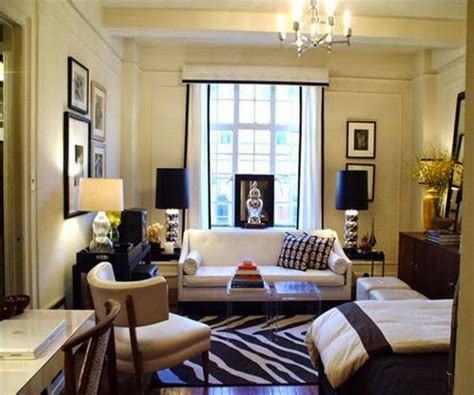 how to decorate a small living room space best ways to make stylish and elegant small space living